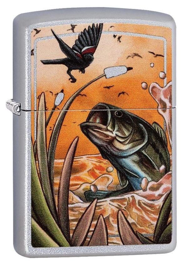 Zippo 29391 Bird and Fish
