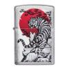 Zippo 29889 Asian Tiger Design