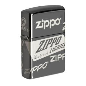 Zippo 49051 Zippo Logo Design