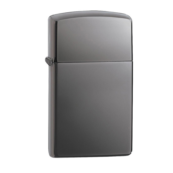 Zippo 20492 Slim Black Ice