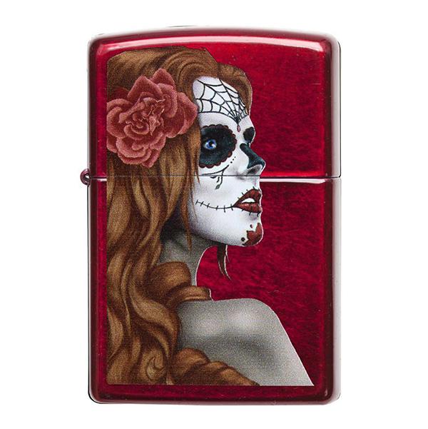 Zippo 28830 Day of the Dead: Girl