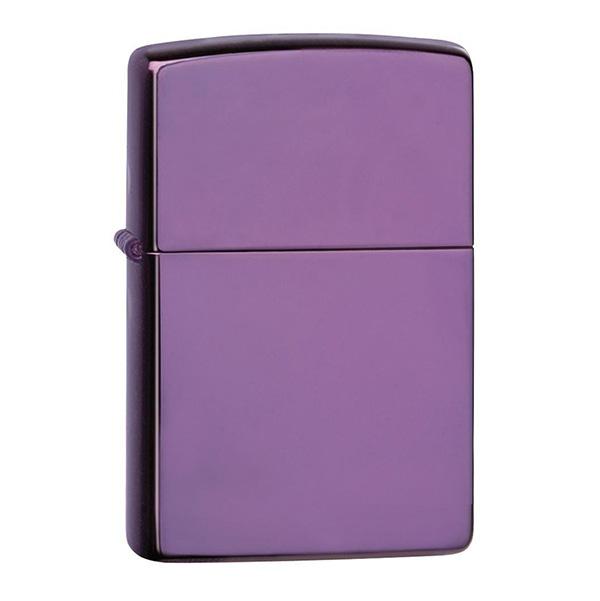 Zippo 24747 Classic High Polish Purple