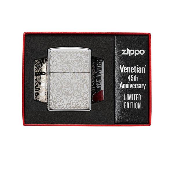 Zippo 49053 Venetian 45th Anniversary