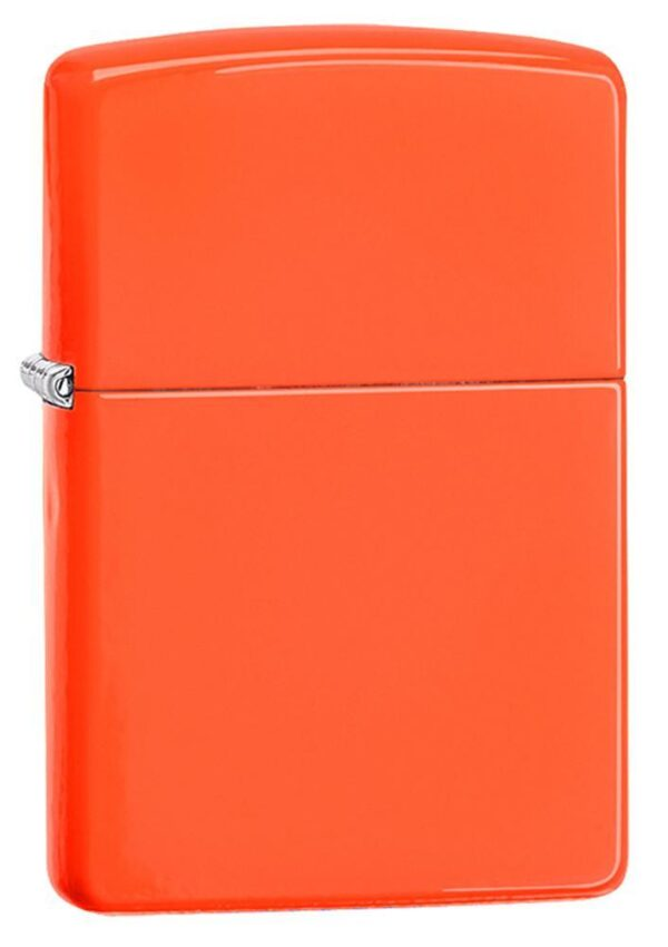 Zippo 28888 Neon Orange
