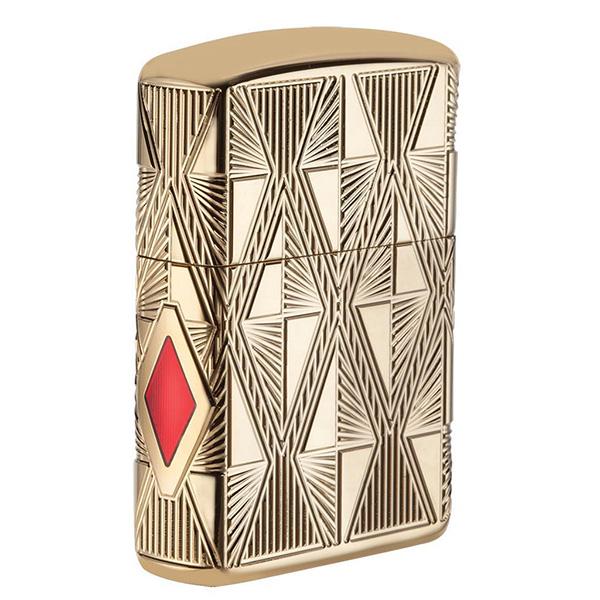 Zippo 29671 Luxury Diamond Design