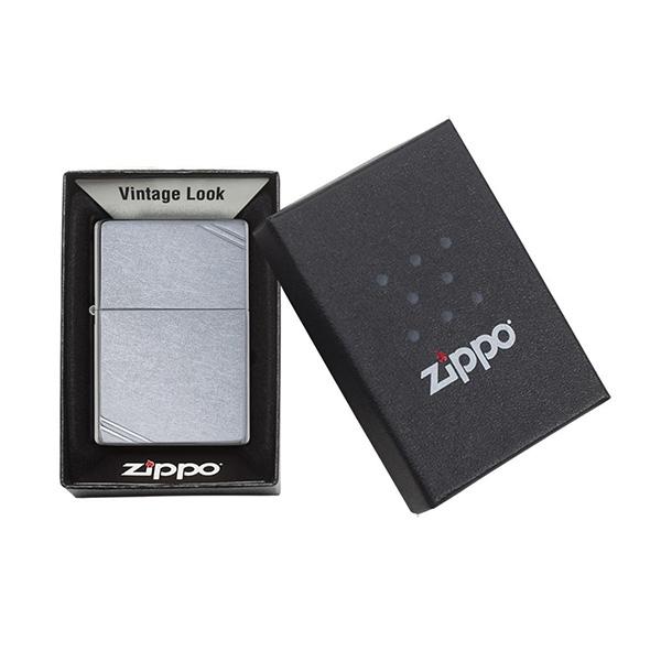 Zippo 267 Replica Street Chrome
