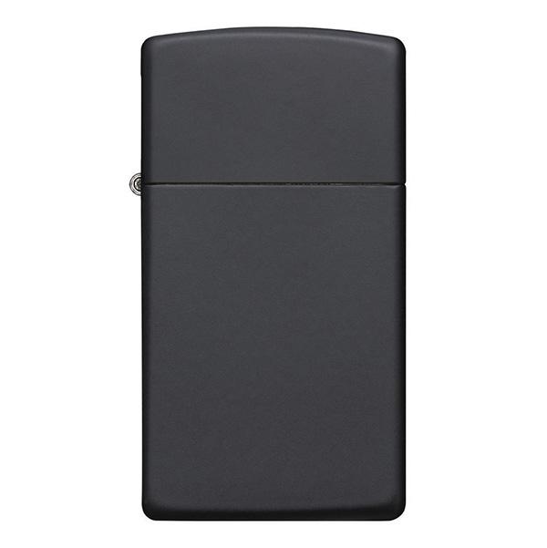 Zippo 1618 Slim Black Matte