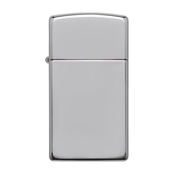 Zippo 1610  Slim High Polish Chrome