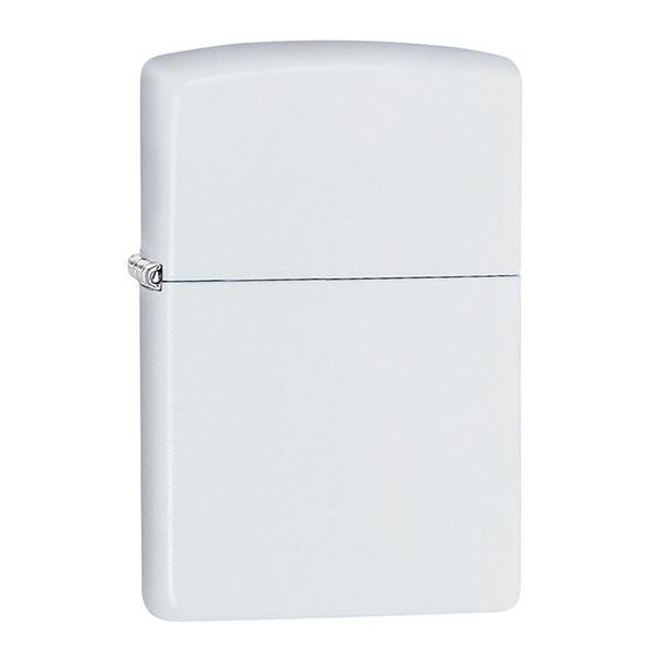 Zippo 214 Classic White Matte
