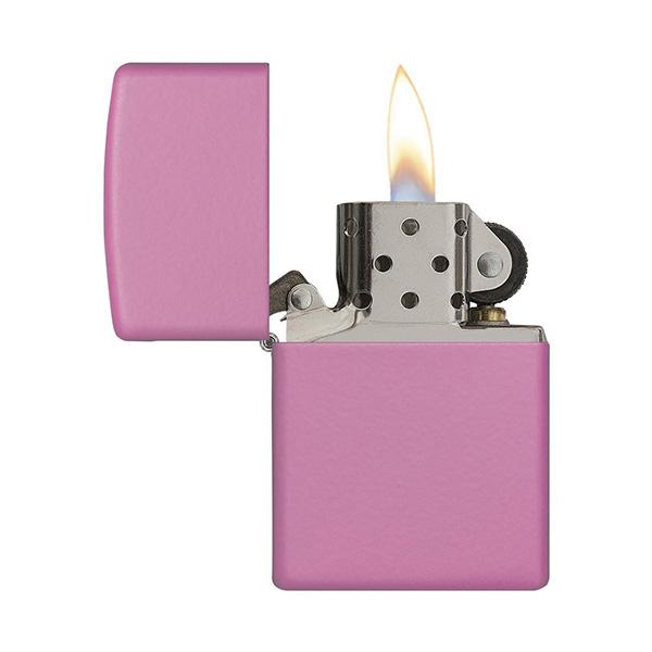 Zippo 238 Classic Matte Pink