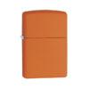 Zippo 231 Classic Matte Orange