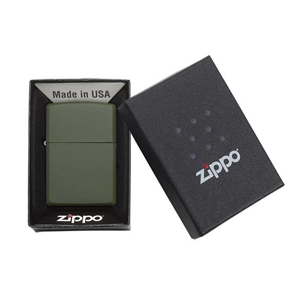 Zippo 221 Classic Matte Green