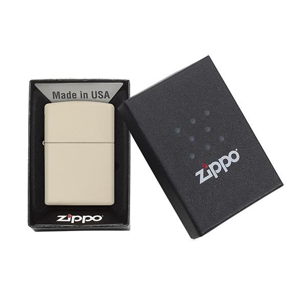 Zippo 216 Classic Matte Cream