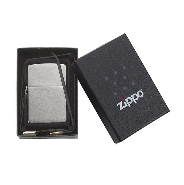 Zippo 275 Brushed Chrome