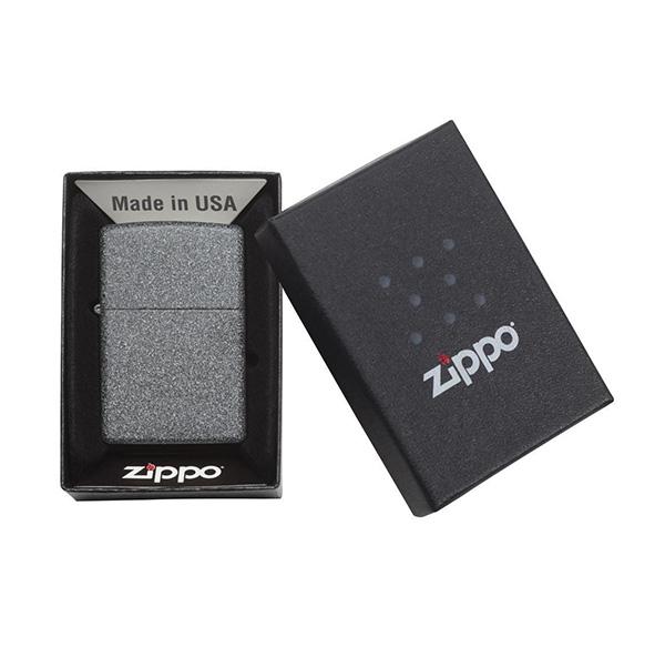 Zippo 211 Classic Iron Stone