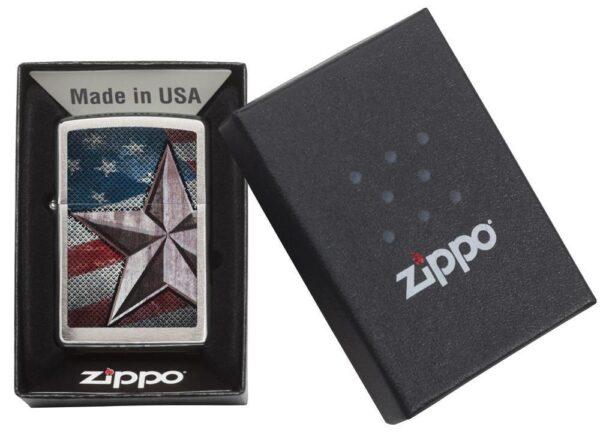 Zippo 28653 Retro Star