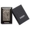 Zippo 49074 Elephant Fancy Fill Design