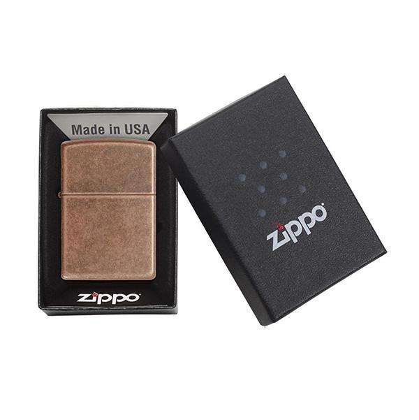 Zippo 301FB Classic Antique Copper