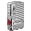 Zippo 29672 Zippo Bolts Design