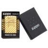 Zippo 49075 Vintage Zippo Box Top