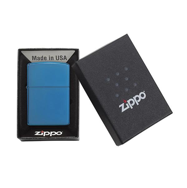 Zippo 20446 Classic High Polish Blue