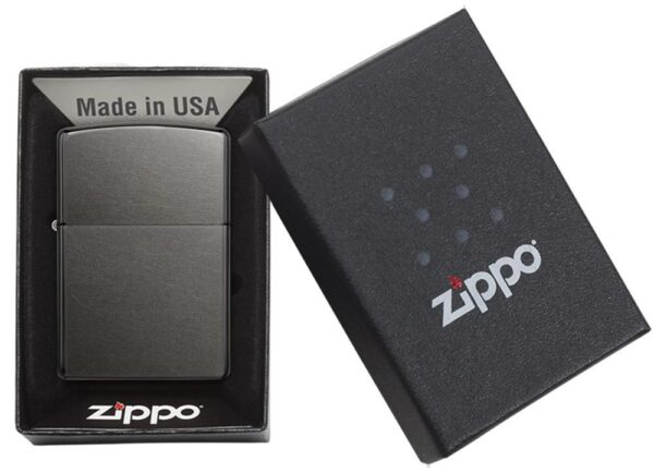 Zippo 28378 Classic Gray
