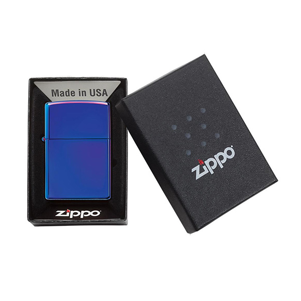 Zippo 29899 Classic High Polish Indigo