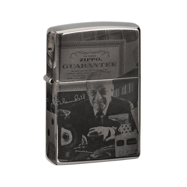 Zippo 49134 GGB 125th Birthday Collectible