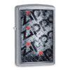 Zippo 29838 Diamond Plate Zippo Design