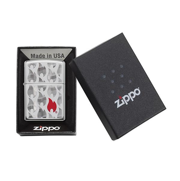 Zippo 29678 Zippo Flames Design