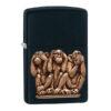 Zippo 29409 Three Monkeys