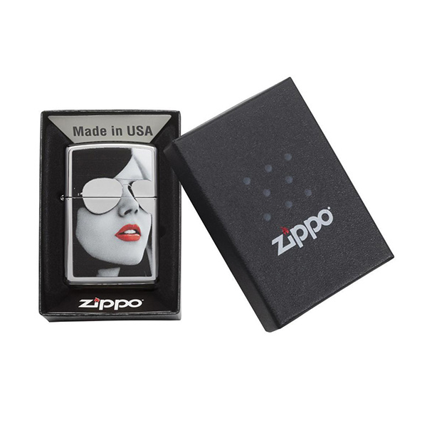 Zippo 28274 Gold Design
