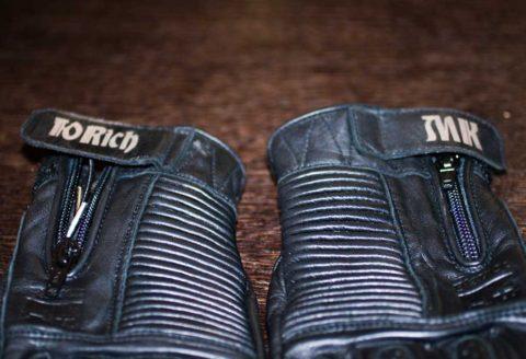 Гравировка кожаных перчаток