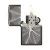 Zippo 29733 Spider & Web Design