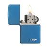 Zippo 20446ZL Classic High Polish Blue Zippo Logo