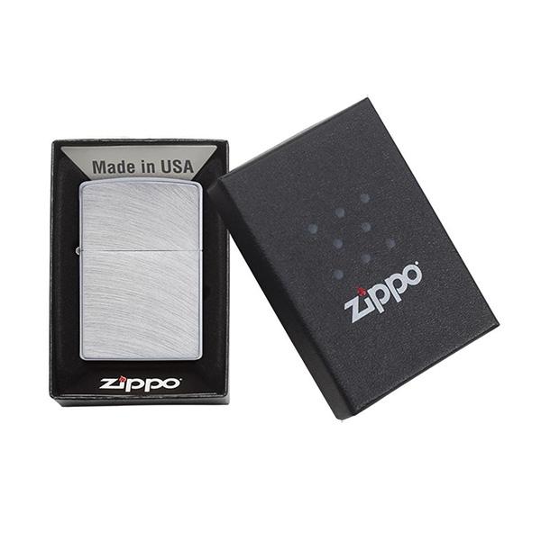 Zippo 24647 Chrome Arch