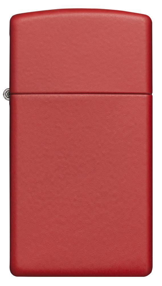 Zippo 1633 Slim Red Matte
