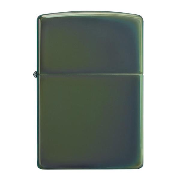 Zippo 28129 Classic High Polish Green