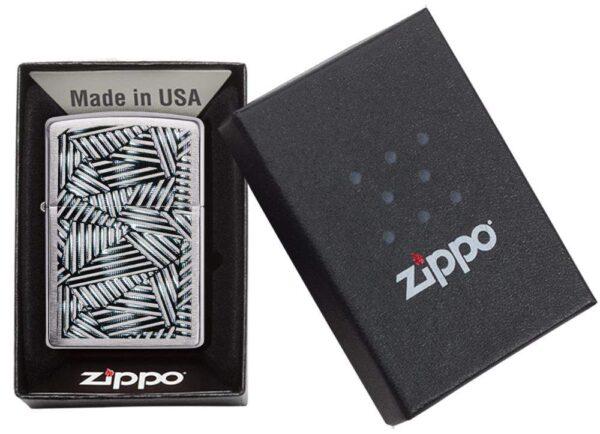 Zippo 29885 Line Grid