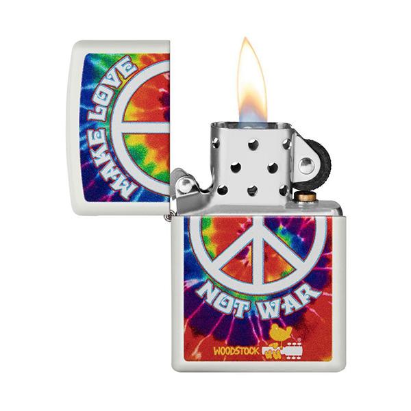 Zippo 49013 Woodstock