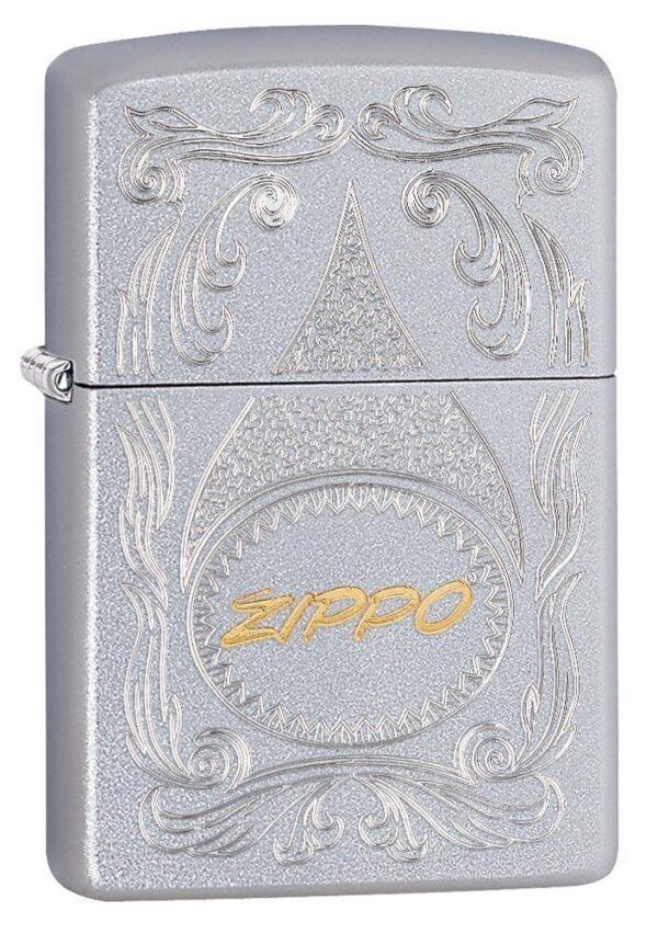 Zippo 29512 Zippo Gold Script