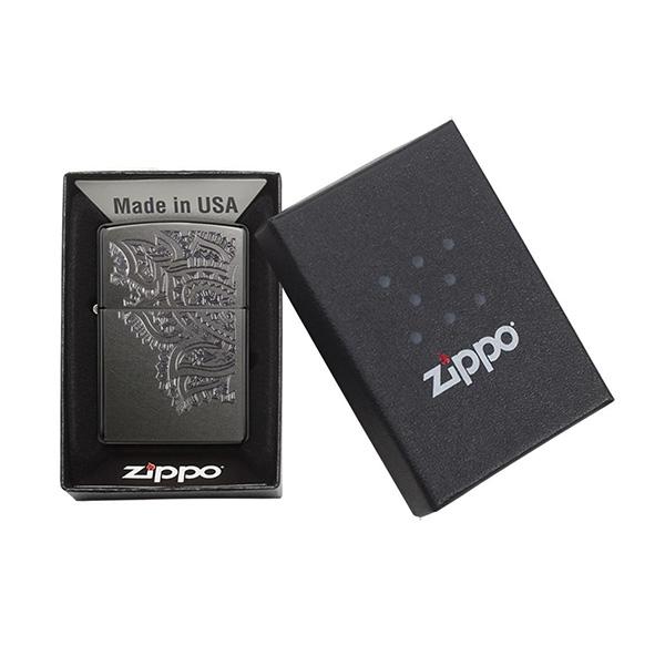 Zippo 29431 Iced Paisley