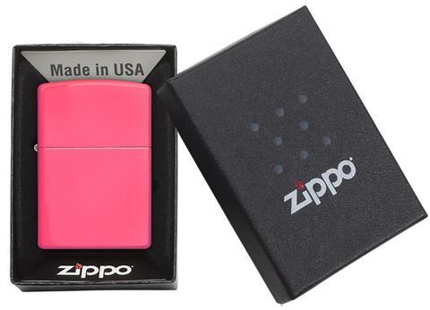 Zippo 28886 Neon Pink