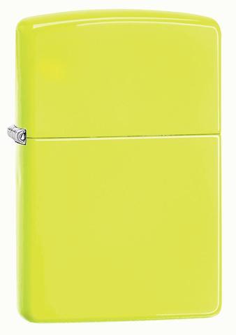 Zippo 28887 Neon Yellow