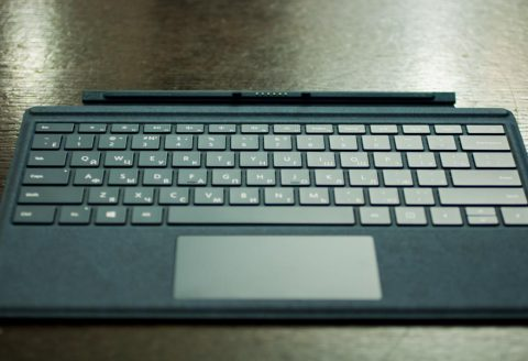 Гравировка клавиатуры Microsoft Surface Pro