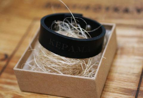 Изготовление кожаного браслета