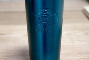 Гравировка термокружки Starbucks